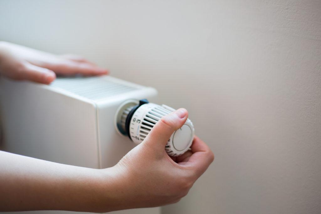chauffage-réglage-radiateur