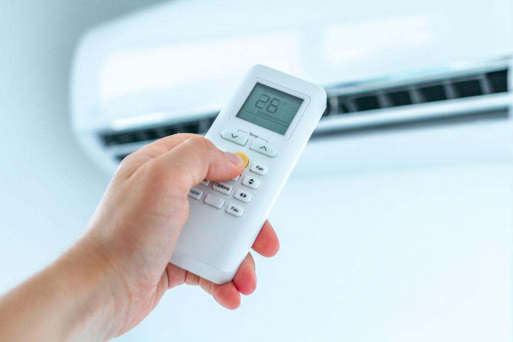 Réglage climatisation