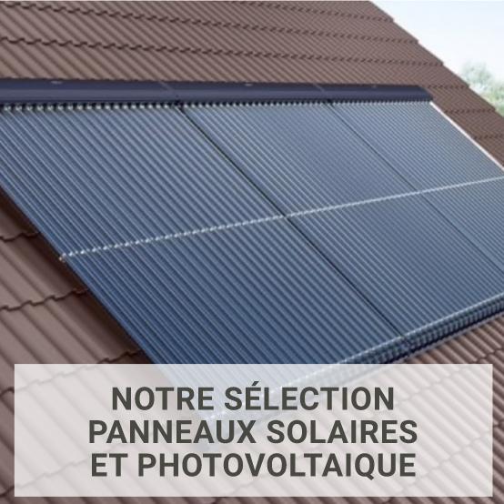 Notre sélection de chauffages solaire